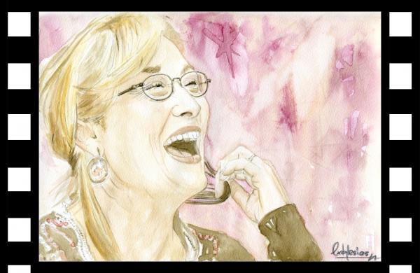 Meryl Streep por DIglesias